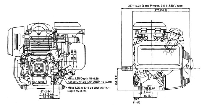 honda engines rh engine honda ca Honda GC160 honda gc190 schematic